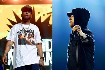 "Lord Jamar Reacts To Eminem's ""Guest In Hip-Hop"" Stance"