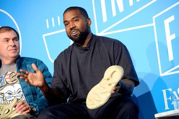 "Kanye West Calls His Yeezy 350 ""Most Iconic Shoe Of The Past 15 Years"""