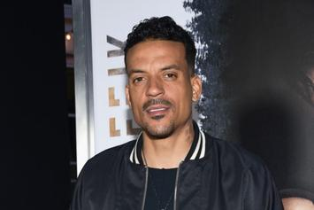 "Matt Barnes Hopes He & Ex Anansa Sims Can ""Be Friends"""