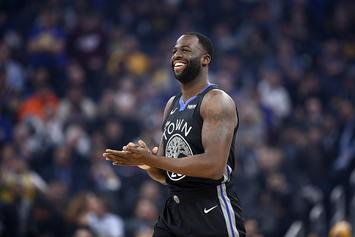 Draymond Green Leaving Nike To Sign With Converse: Report