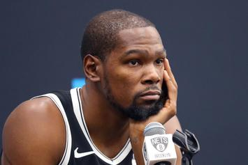 Kevin Durant Comments On Caris LeVert's Shocking 51-Point Game