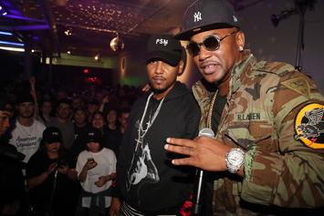 Is Juelz Santana Dissing Cam'ron On New Mixtape?
