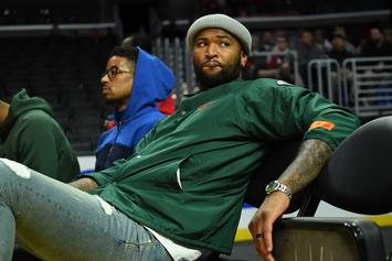 DeMarcus Cousins Has Harsh Words For Ex-Coach George Karl