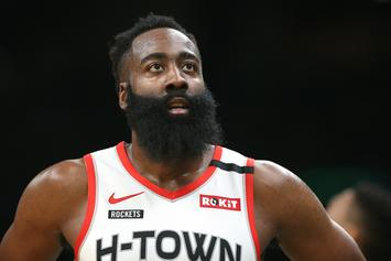 James Harden Gets NSFW While Talking About His Defense