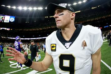 Drew Brees Weighs In On Tom Brady's Free Agency Situation
