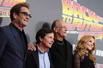 """Back To The Future"" Reunion Photo Is Too Good"