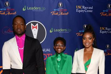 Dwayne Wade's Trans Daughter Zaya Makes Red Carpet Debut