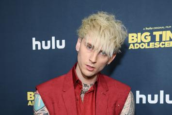 "Machine Gun Kelly To Star In ""The Last Son Of Isaac LeMay"""
