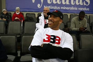LaVar Ball Reveals How He Plans To Lure Athletes To BBB