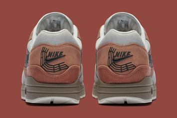 "Nike Air Max 1 ""City Pack"" Pays Tribute To London & Amsterdam"