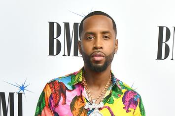 Safaree Suspicious Of Government's Role In Coronavirus Panic