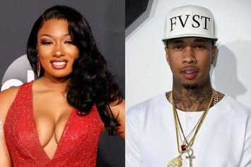 Megan Thee Stallion & Tyga Have Joined Forces