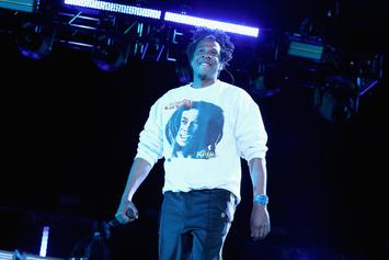 "Jay-Z Addresses NFL ""Sellout"" Claims On ""Flux Capacitor"""