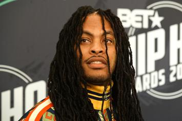"""Waka Flocka Is Not Here For The """"Flip The Switch"""" Challenge"""