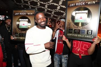"Jay Rock's New Album Is ""80% Done"""