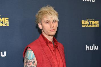 Machine Gun Kelly Gives A Tip On Sex During Coronavirus Outbreak