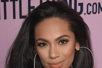 Erica Mena Is Prioritizing Mental Health Over Coronavirus
