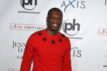 Pras Michel Wears Full Tyvek Suit To Court