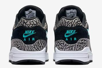 "Nike SB Dunk Low Releasing In Atmos-Inspired ""Elephant"" Design"