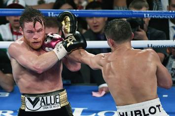 Canelo Alvarez & Gennadiy Golovkin Agree To Trilogy Fight