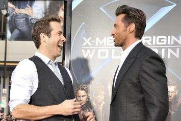 Ryan Reynolds Disses Hugh Jackman During Donation Statement