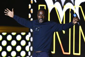 Idris Elba Debunks Coronavirus Conspiracy Theory About Black People