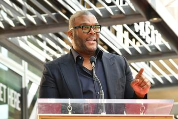 "Tyler Perry Jokes About Washing Hands With ""Ashy"" Pic"