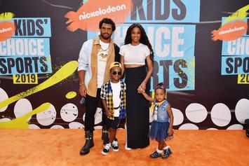 Ciara & Russell Wilson's Family Take On Viral TikTok Challenge