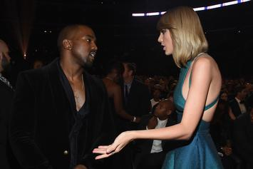 Kanye West & Taylor Swift's 2016 Phone Call Has Leaked In Full