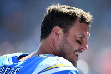 Philip Rivers Seriously Considered Retiring Before Signing Colts Deal
