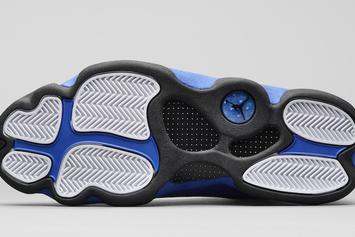"Air Jordan 13 ""Hyper Royal"" Coming This Winter: Details"