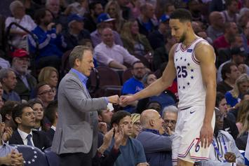 76ers Bullied Into Doing The Right Thing After Reducing Staff Salaries
