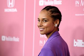 "Alicia Keys Reveals Insecurities & ""Putting On A Mask"" Her Entire Life"