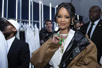 Rihanna Returns On PARTYNEXTDOOR Album: Fans Go Crazy