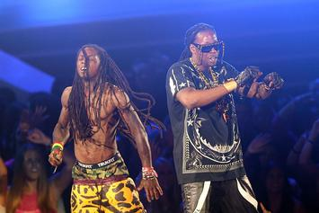 "2 Chainz & Lil Wayne Dropping ""Collegrove 2"" This Year"