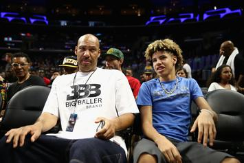 "LaVar Ball Seen As ""Wild Card"" In Regards To LaMelo's Draft Stock"