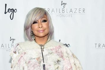 "Raven-Symoné Announces Rap EP, Performs Single ""SPACETRUCK"""