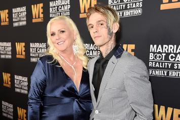 Aaron Carter Poses Nude & Announces He's Single