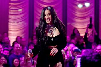 Cardi B Rushed To Hospital For Stomach Pains