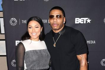 "Nelly Impersonated By Girlfriend Shantel Jackson With ""Dilemma"" IG Clip"