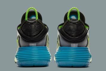 Nike Air Max 2090 Coming In Spring-Ready Colorway: Photos