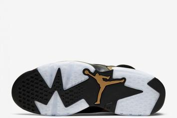 "Air Jordan 6 ""DMP"" Release Date Confirmed: Official Images"