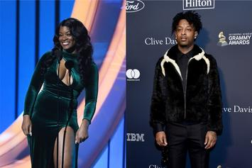 Ari Lennox Shoots Her Shot At 21 Savage In His IG Live Comments
