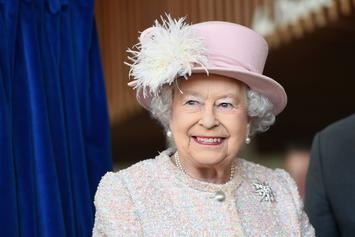 Queen Elizabeth Addresses COVID-19 In Rare TV Appearance