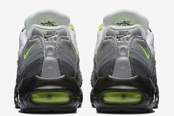 """Nike Air Max 95 """"Neon"""" To Make A Comeback This Year: Details"""