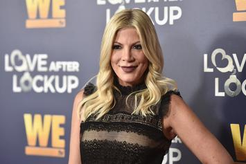 Tori Spelling Receives Backlash For Charging Fans $95 For IG Live Session