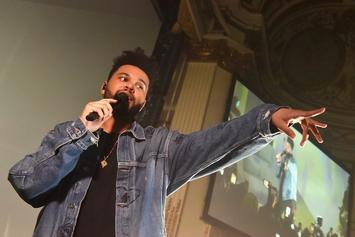"The Weeknd Was Not Happy The First Time He Heard Usher's ""Climax"""