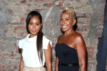 Jada Pinkett-Smith's Mother Adrienne Talks Recovery & Past Heroin Addiction