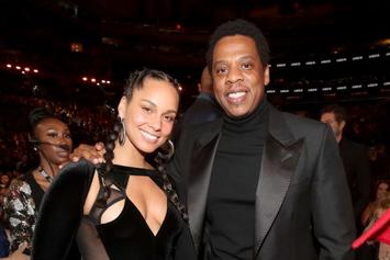 "Alicia Keys Was ""Embarrassed"" After Jay Z Asked Her To Re-Record Hit Song"