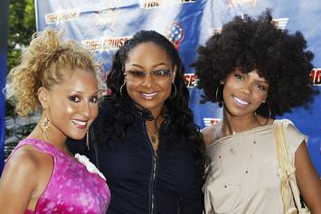 "Raven-Symoné & Kiely Williams Address ""Cheetah Girls"" Drama On IG Live"